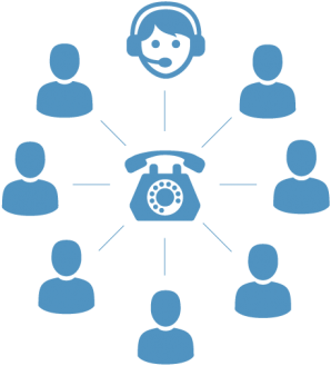 Networking Illustration